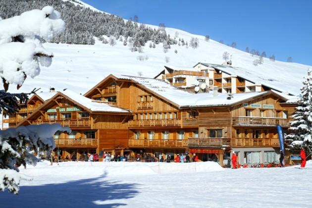 Les Duex Alpes
