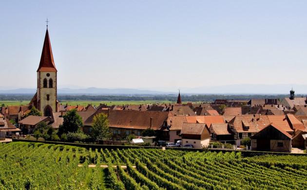 Alsace francuzsko