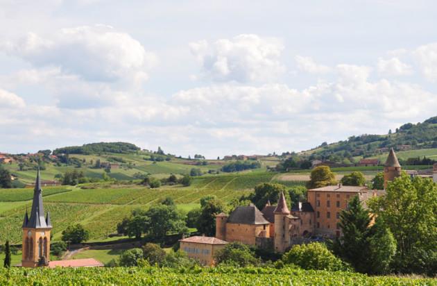provincie Beaujolais
